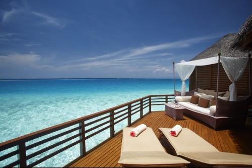 Voyage de noce Maldives