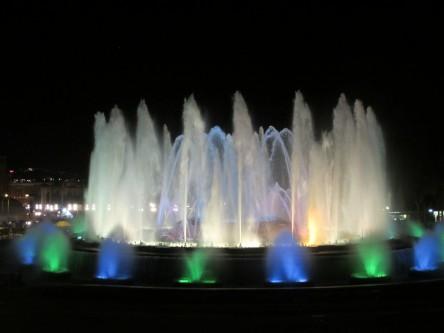 Fontaines de Montjuic