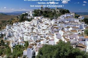 Week-end Evasion t'offre un souvenir d'Andalousie!