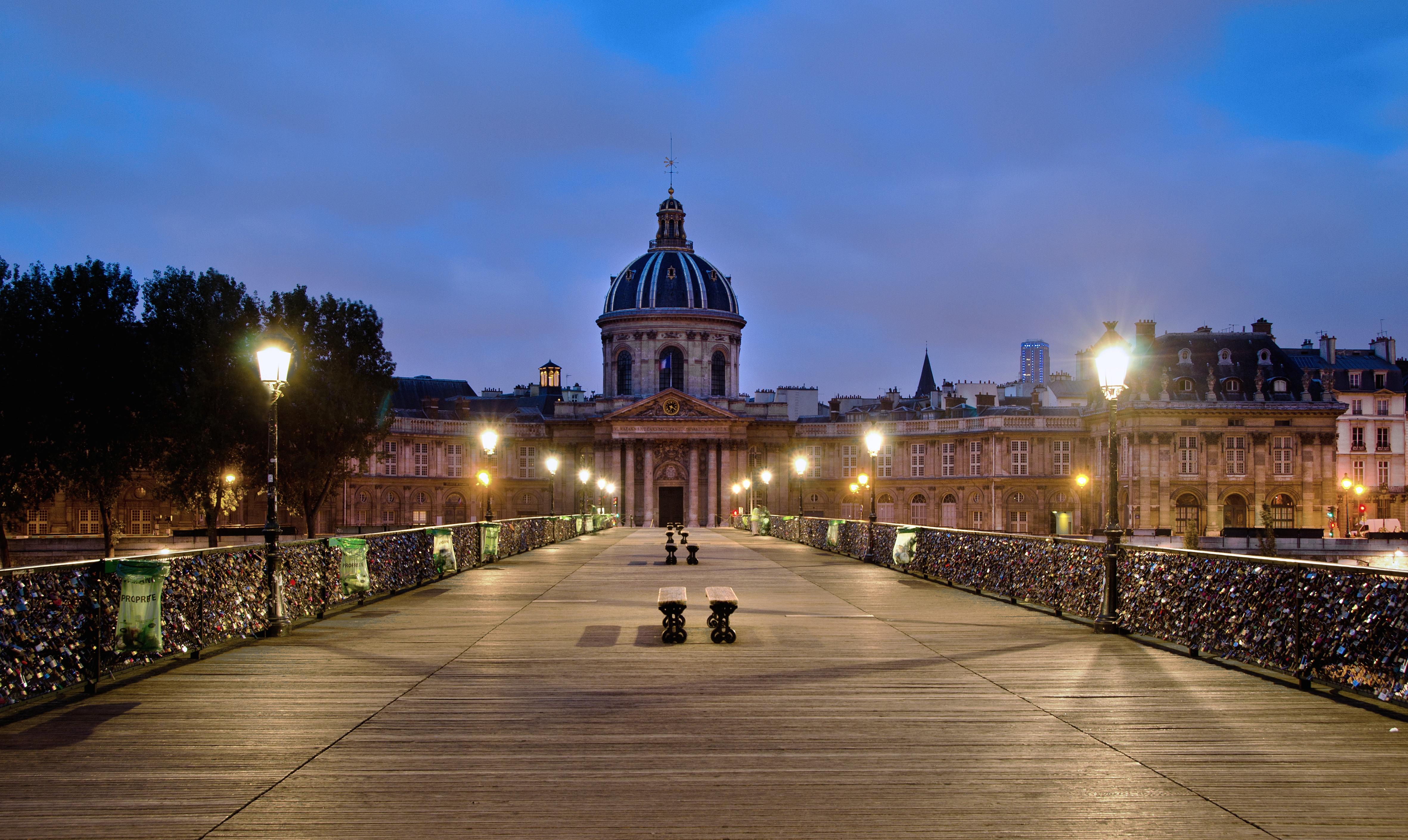 Paris romantique - Office de tourisme Paris