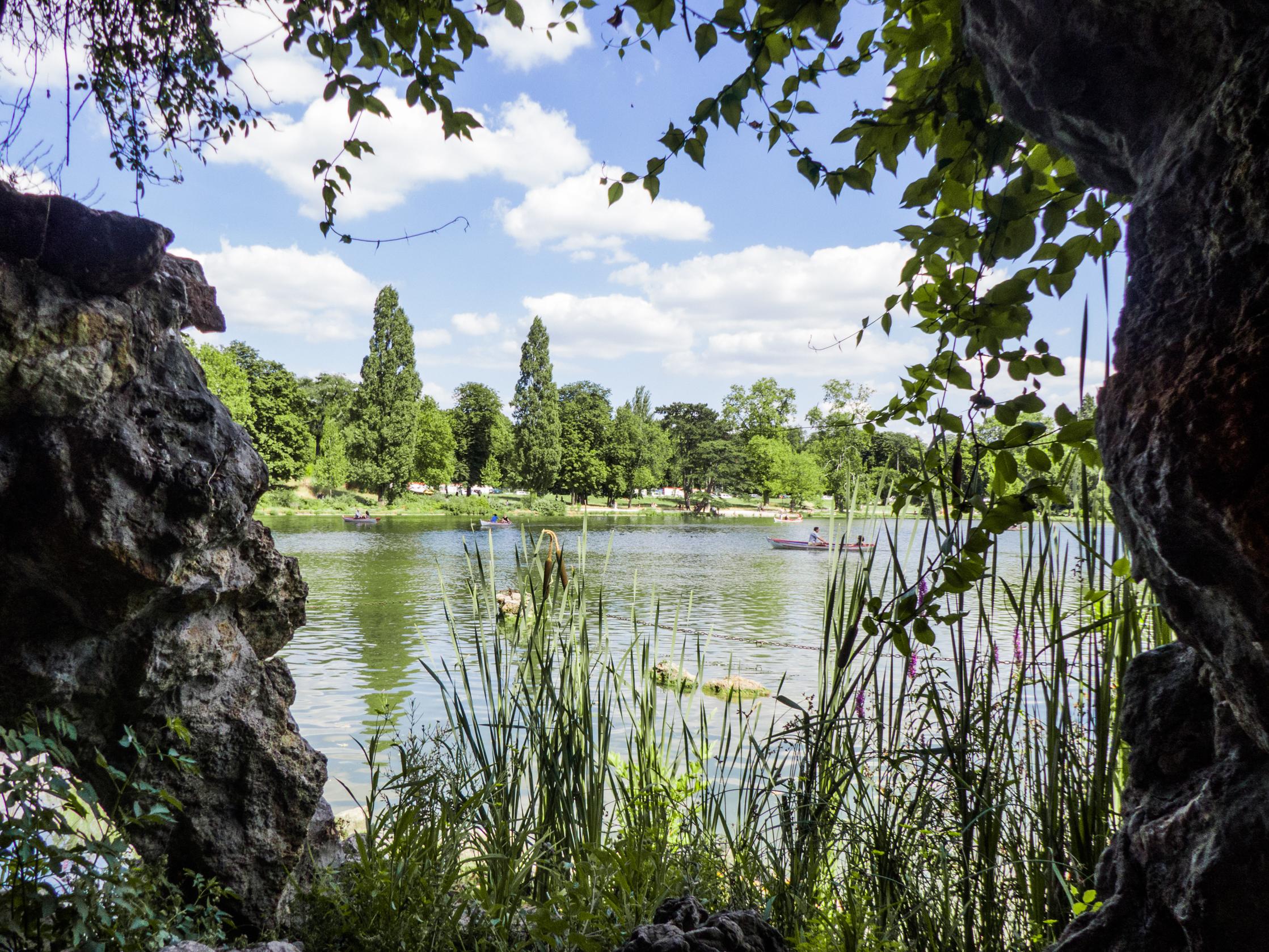 boisvincennes6 ~ Bois De Vincennes Barque