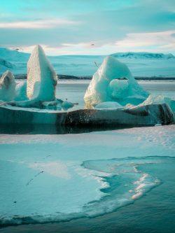 Iceberg Jokulsarlon