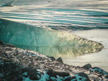 jokulsarlon-glacon