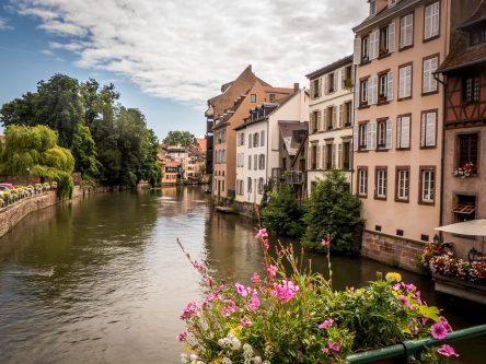 Petite France Strasbourg