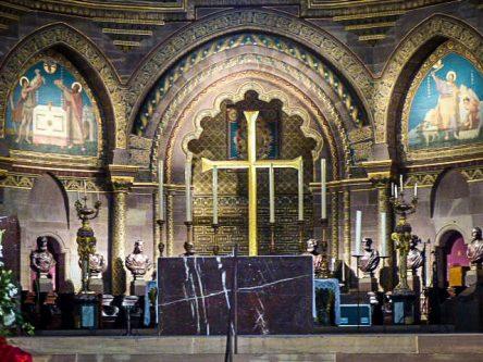 Intérieur Cathédrale de Strasbourg