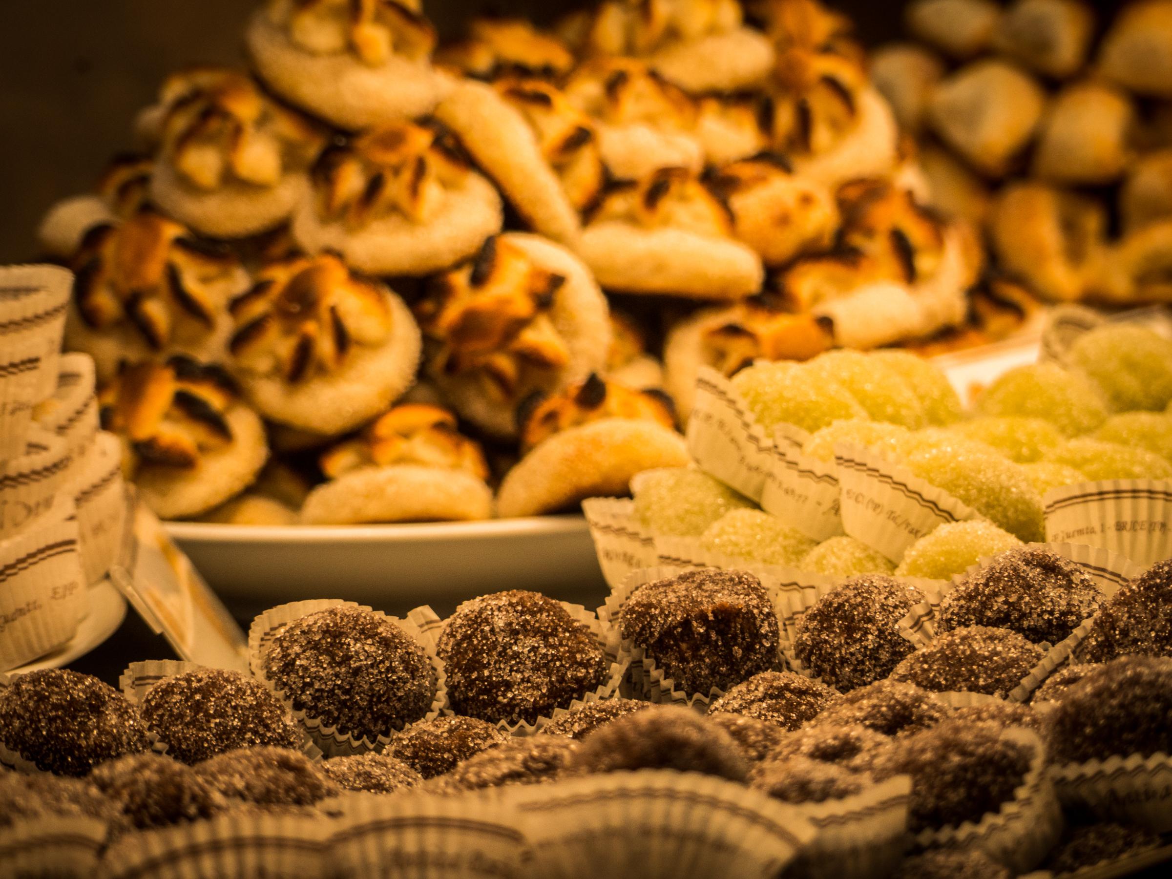 Gâteaux siciliens