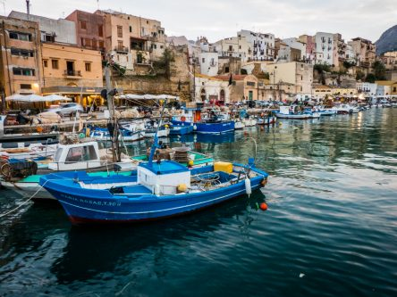 Port de Castellammare del Golfo