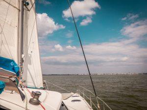 La Baie de Somme à bord du Catamaran «Le Touloulou»