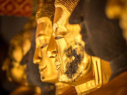 Buddha à Bangkok