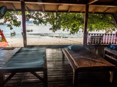 Massage face à la mer - Kohphiphi