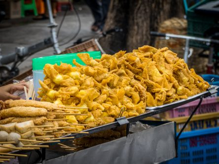 La streetfood de Bangkok