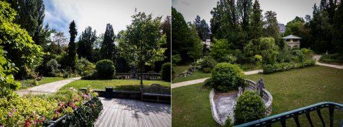 Jardins de l'Ecole de Nancy