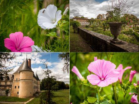 Jardin du Château de Fleville
