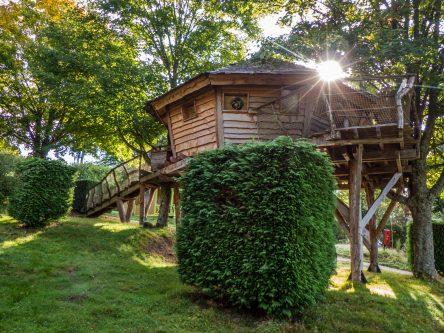 La cabane aux secrets