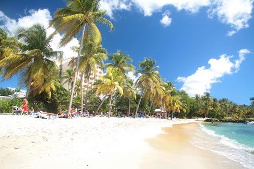 Voyage de noce Antilles