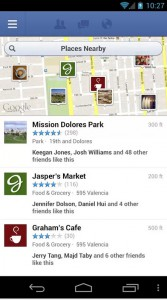 appli facebook