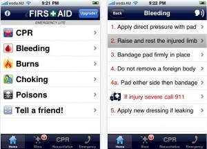 appli first aid
