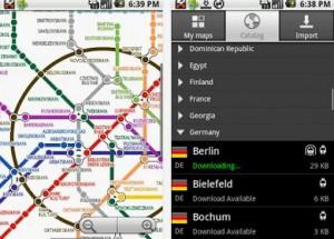 appli metro