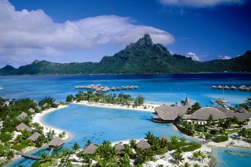 Voyage de noce Polynésie