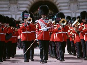 garde royale anglaise