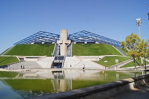 Palais Omnisport de Bercy