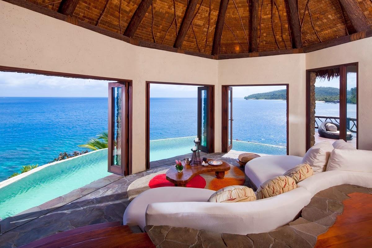 Laucala Island Hotel