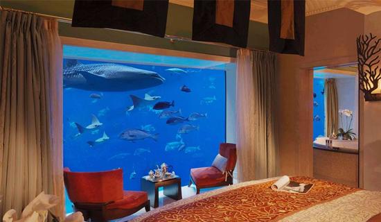 Hôtel Atlantis à Dubai