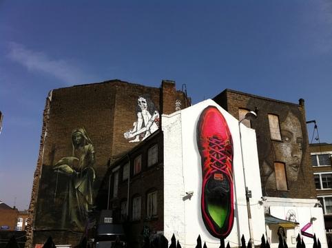 Street Art a Londres