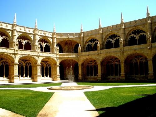 Monastère Dos Jerónimos do Belém