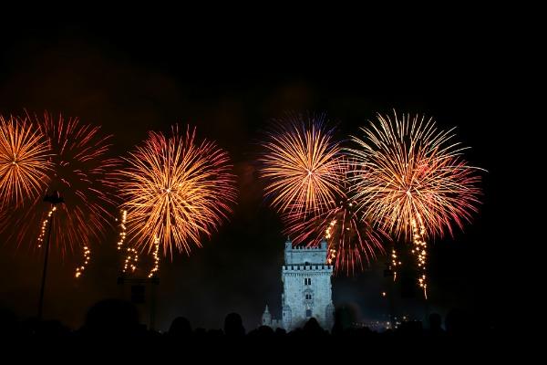 Nouvel an à Lisbonne