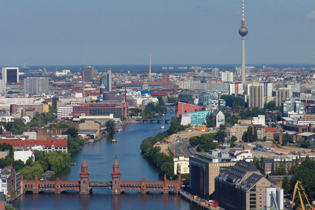 Le Rhin à Berlin