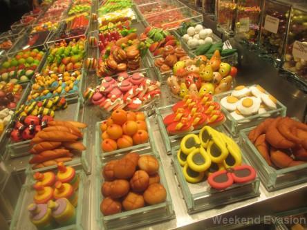 Bonbons boqueria
