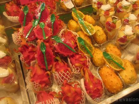Fruits Boqueria