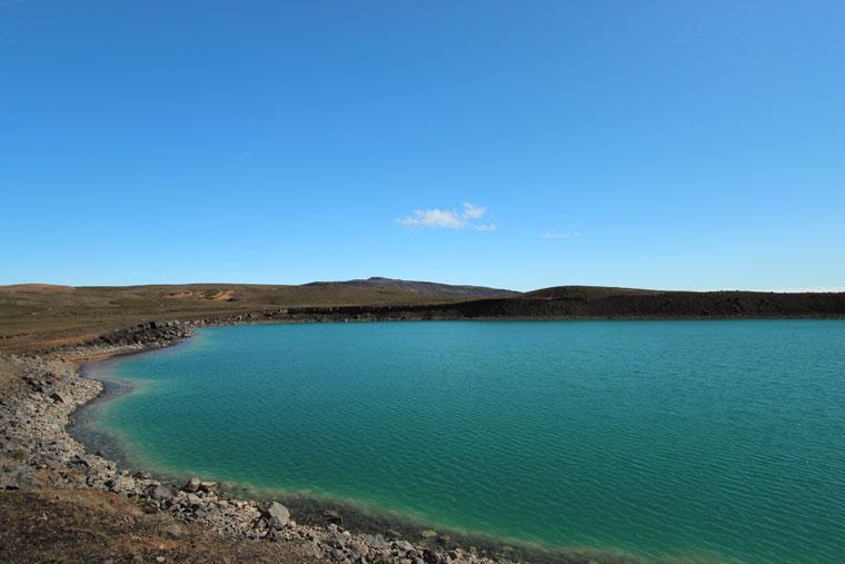 Lac Graenvatn