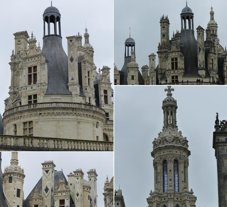 Architecture de Chambord