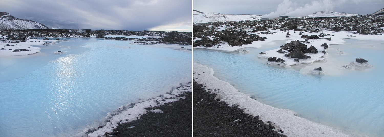 exteirue blue lagoon