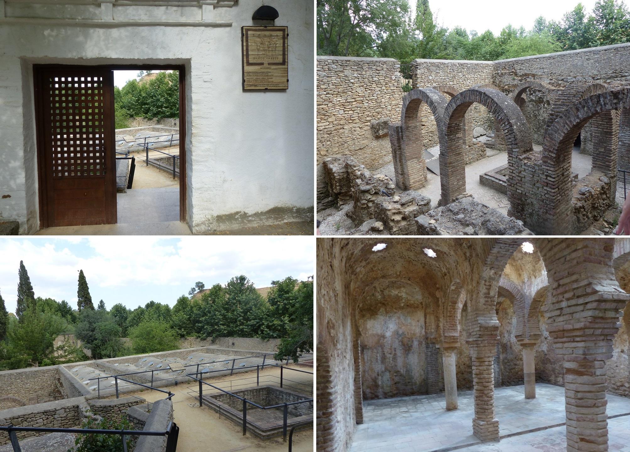 Bains arabes de Ronda