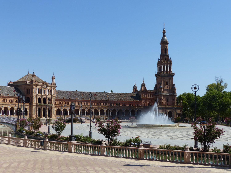 Visiter Séville en une journée