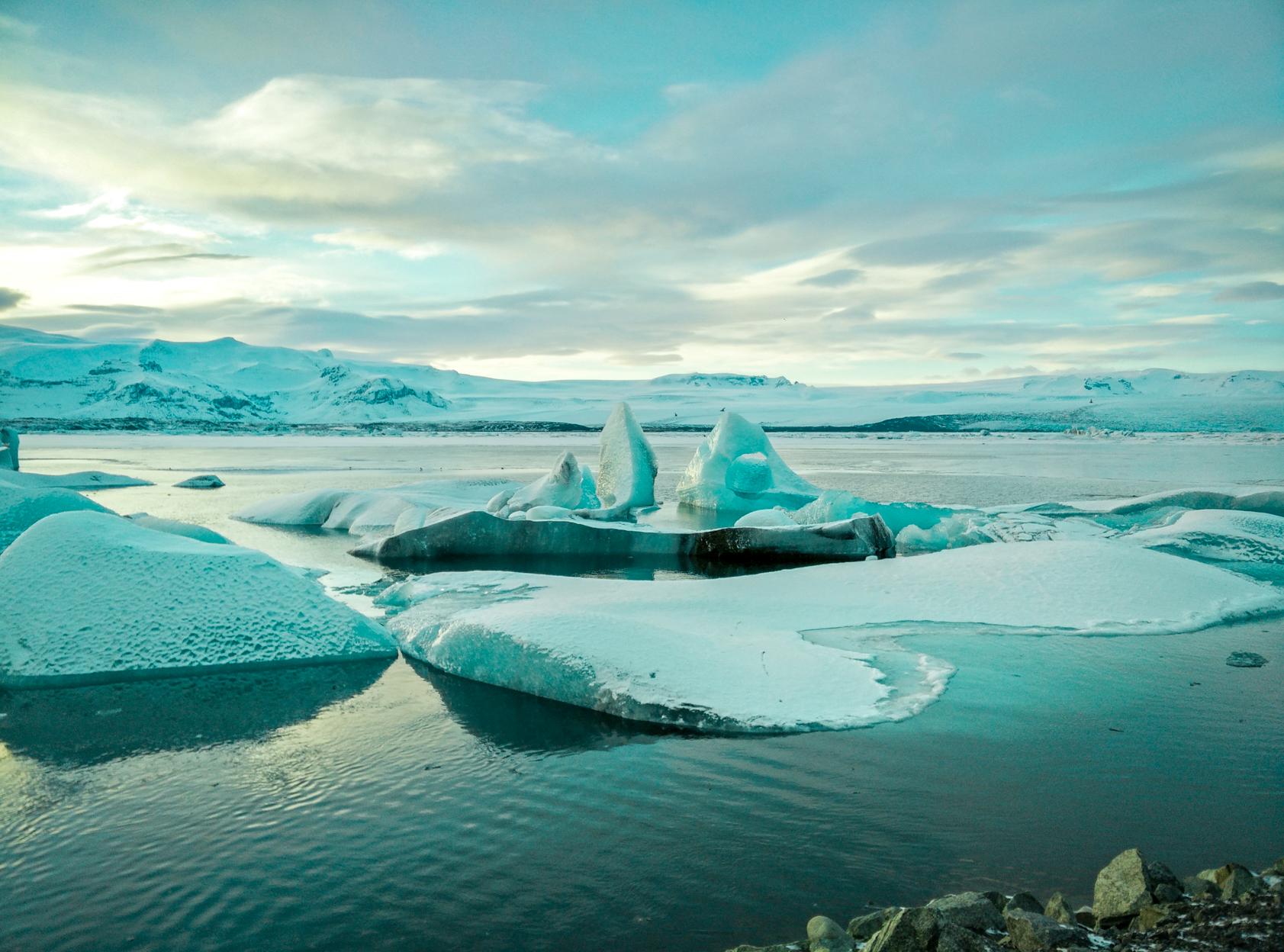 jokulsarlon-glaciers