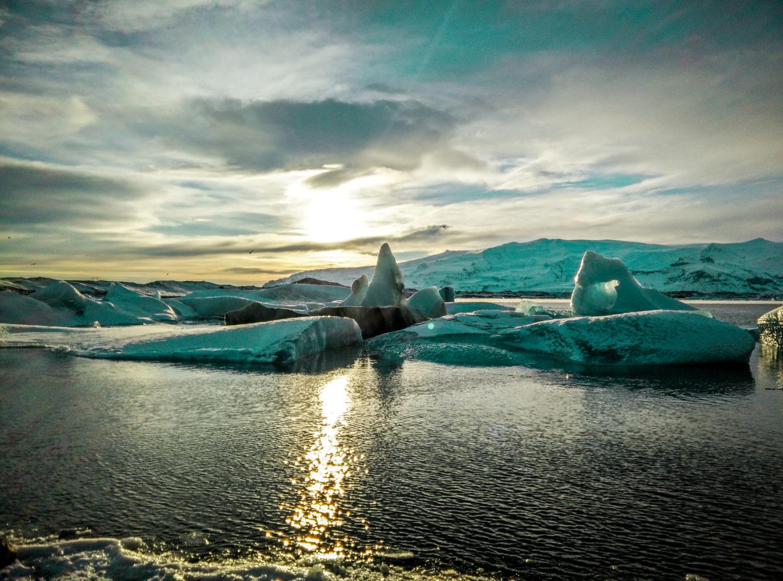 Jökulsárlón, le lagon le plus connu d'Islande