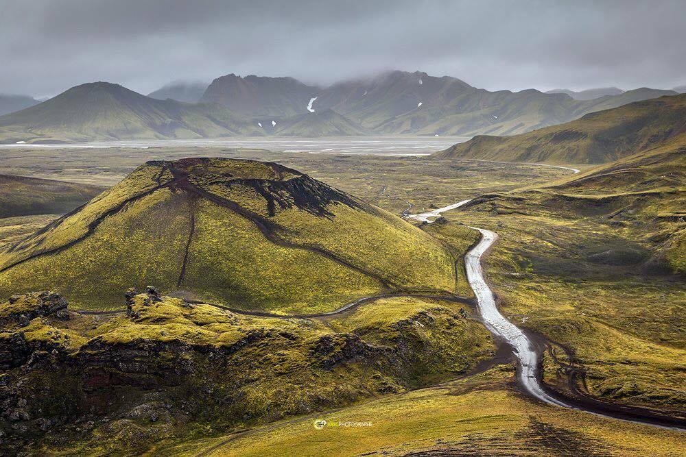 Le Landmannalaugar