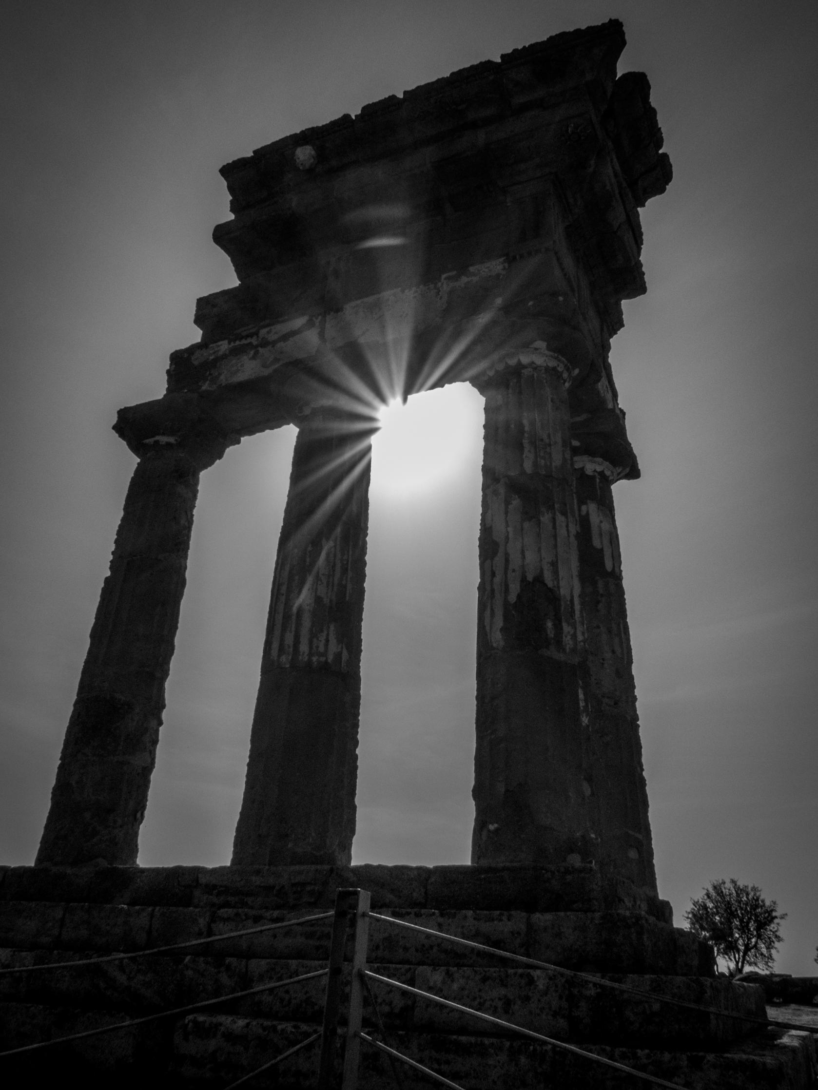 vallée des temples à Agrigente