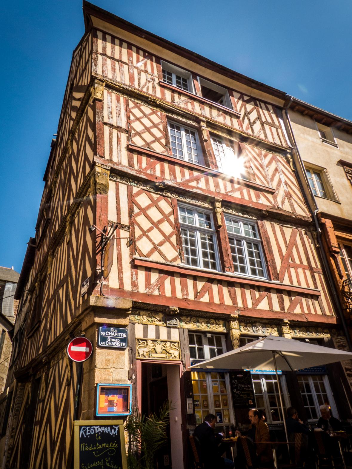 Visiter Rennes en une journée gourmande - Week-end Evasion