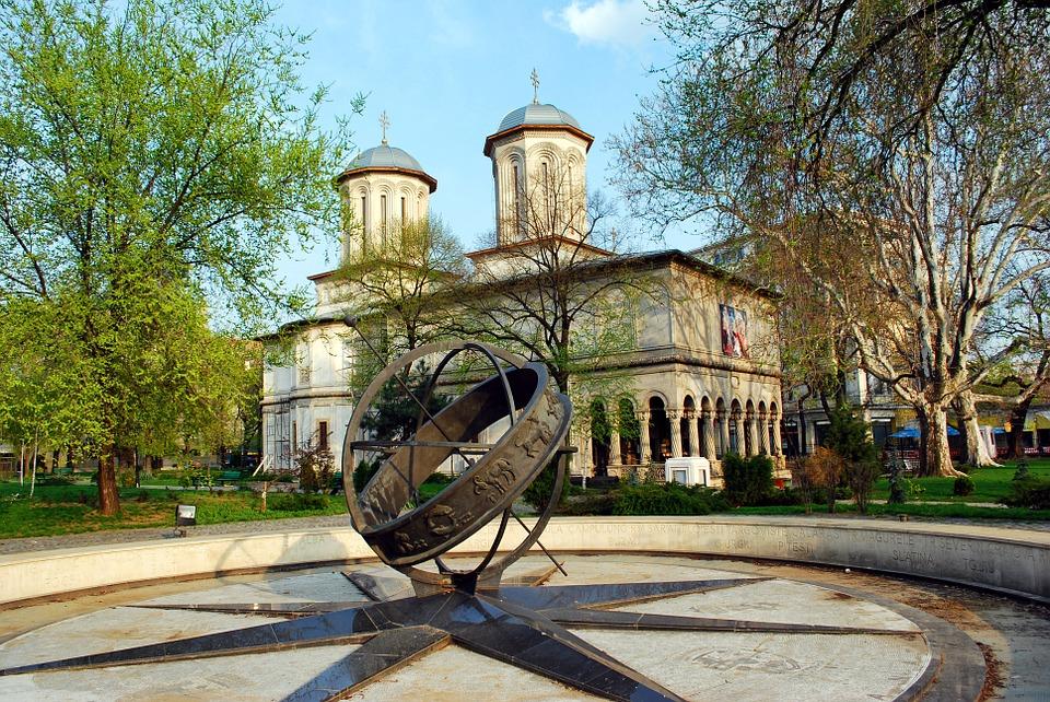 Bucarest le temps d'un weekend