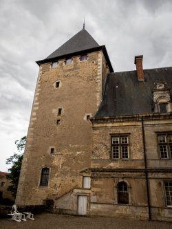 Donjon Château de Fleville
