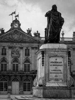 Statue du duc Stanislas