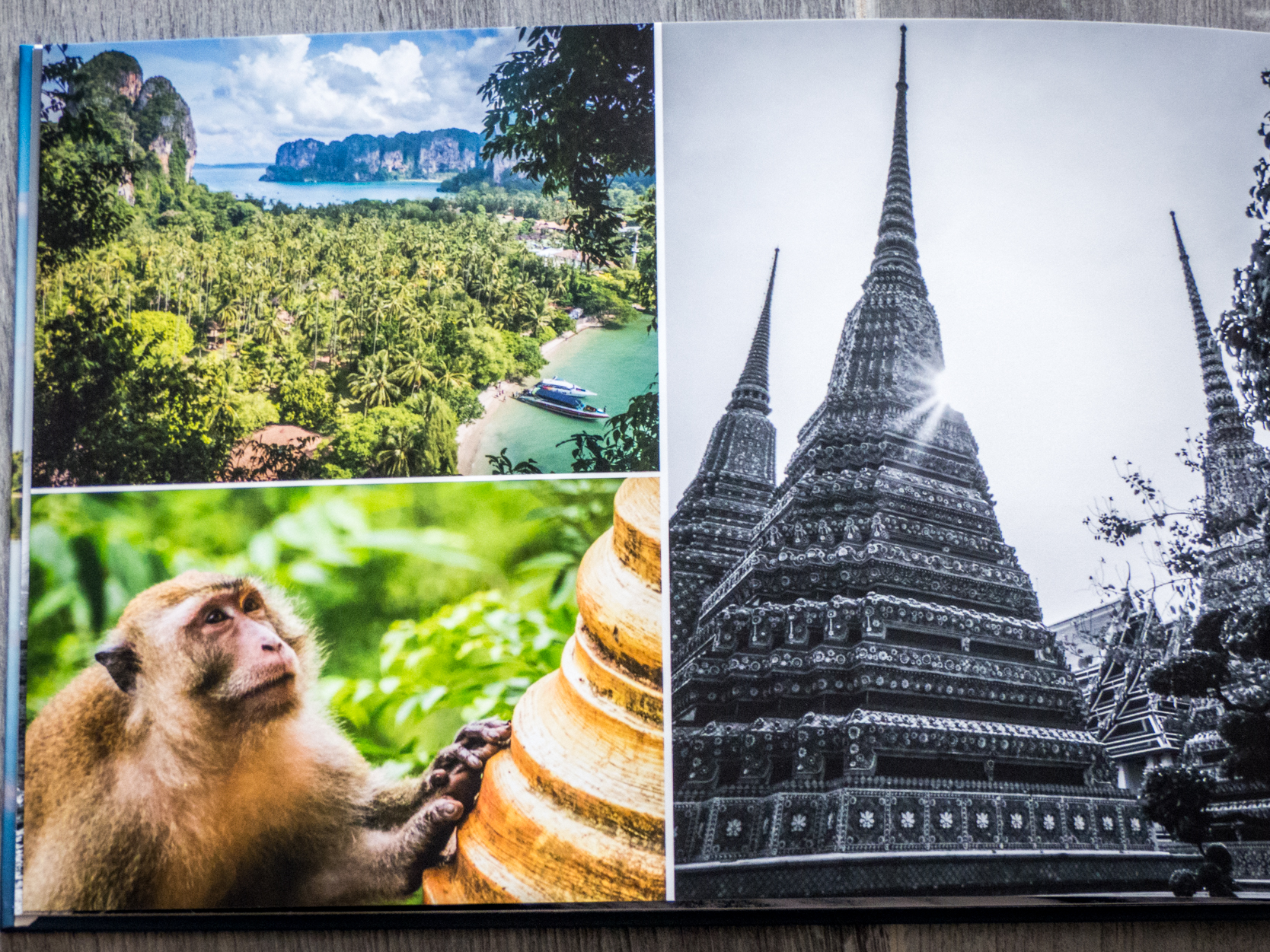 Livre photo Thailande