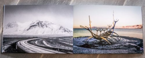 Livre photo Reykjavik