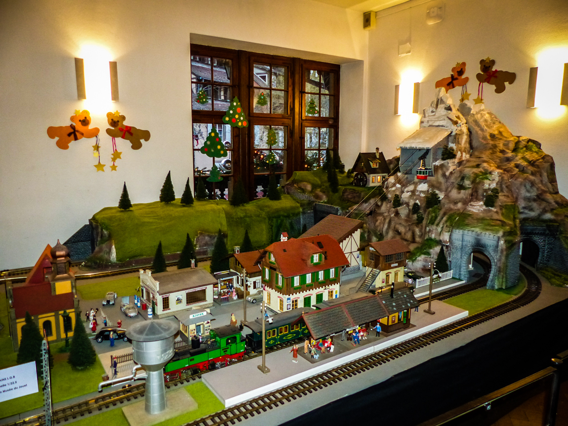 Musée du jouet au marché de Colmar