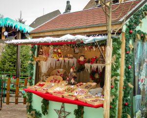 Colmar ses marchés de Noël
